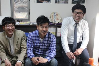 「人見知りは甘え」 元吉本芸人・殿村政明さんに笑いを通したコミュニケーションの極意を教わってきました!