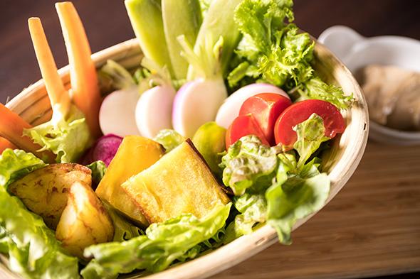 由比っと野菜