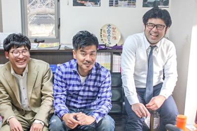 「人見知りは甘え」 元吉本芸人・殿村政明さんに笑いを活用したコミュニケーションの仕方を教わってきた