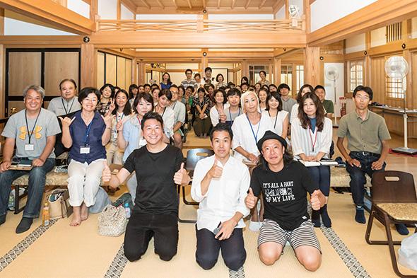 伝える人になろう講座in鎌倉集合写真