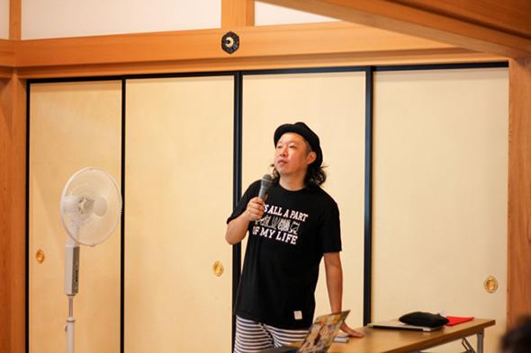 高橋ケンジさん